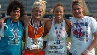 PA dominates girls Javelin, Troxell, Briggs, McQuillen, Hill
